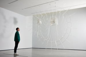 Cerith Wyn Evans's Composition for 37 flutes