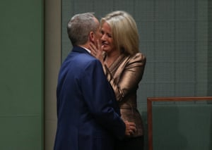 Opposition leader Bill Shorten delivers his budget reply.