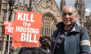 Elaine at outside Parliament 3 May16. Photo credit Debbie Humphry