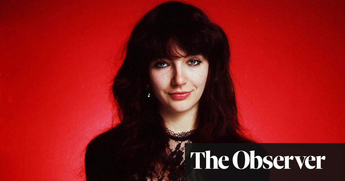 How To Be Invisible By Kate Bush Review Trying To Unravel An Enigma Books The Guardian