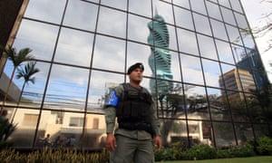 Mossack Fonseca's headquarters in Panama