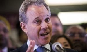 Eric Schneiderman: 'Consumers don't have the basic facts they need to assess the fairness, integrity, and security of these platforms.'