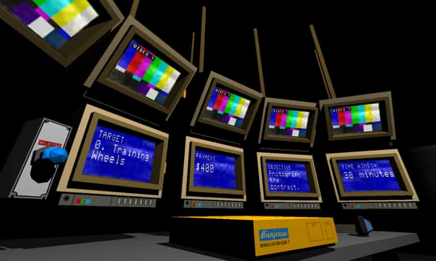 Quadrilateral Cowboy is a kind of love letter to technology