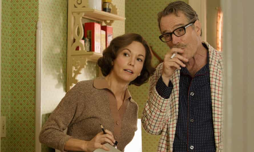 Diane Lane and Bryan Cranston in Trumbo