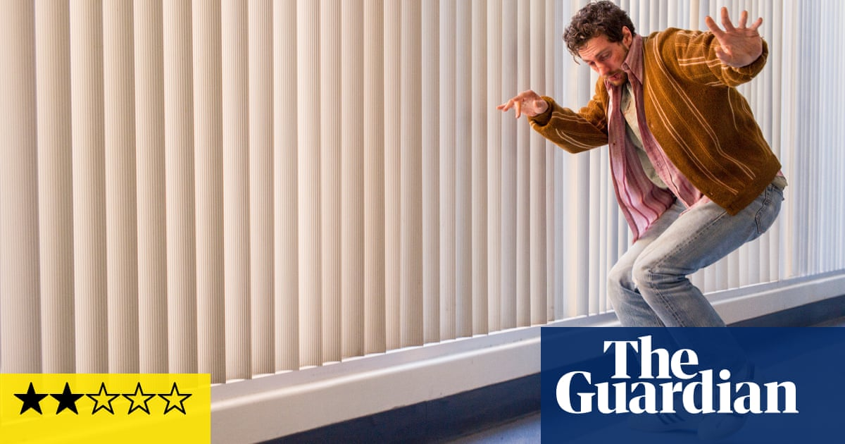 A Million Little Pieces review – glossy addiction drama rings hollow