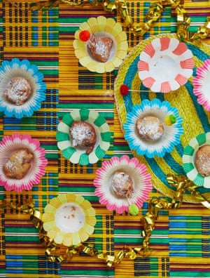 Vanessa Bolosier's beignets de banane: these fritters are the epitome of carnival food.