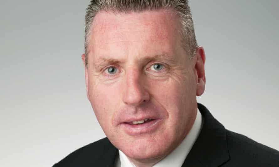 Vernon Coaker MP.