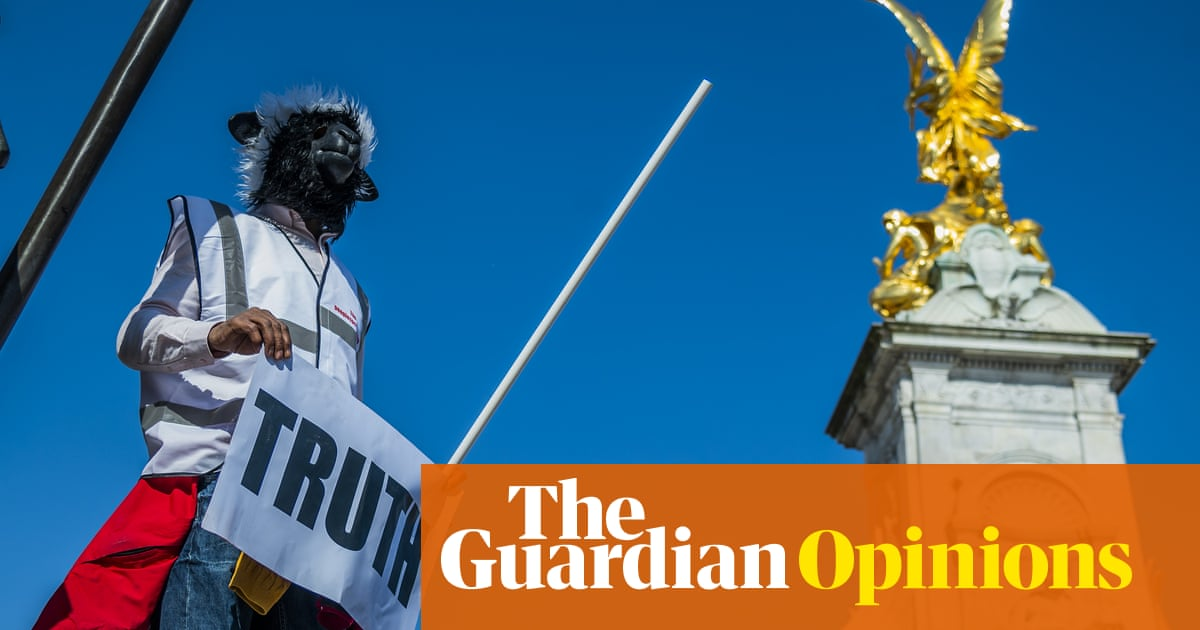 The Covid crisis suits rightwing media personalities as they monetise fear | Jeff Sparrow