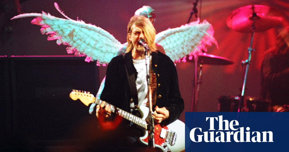 Nirvana's 20 greatest songs – ranked! | Music | The Guardian