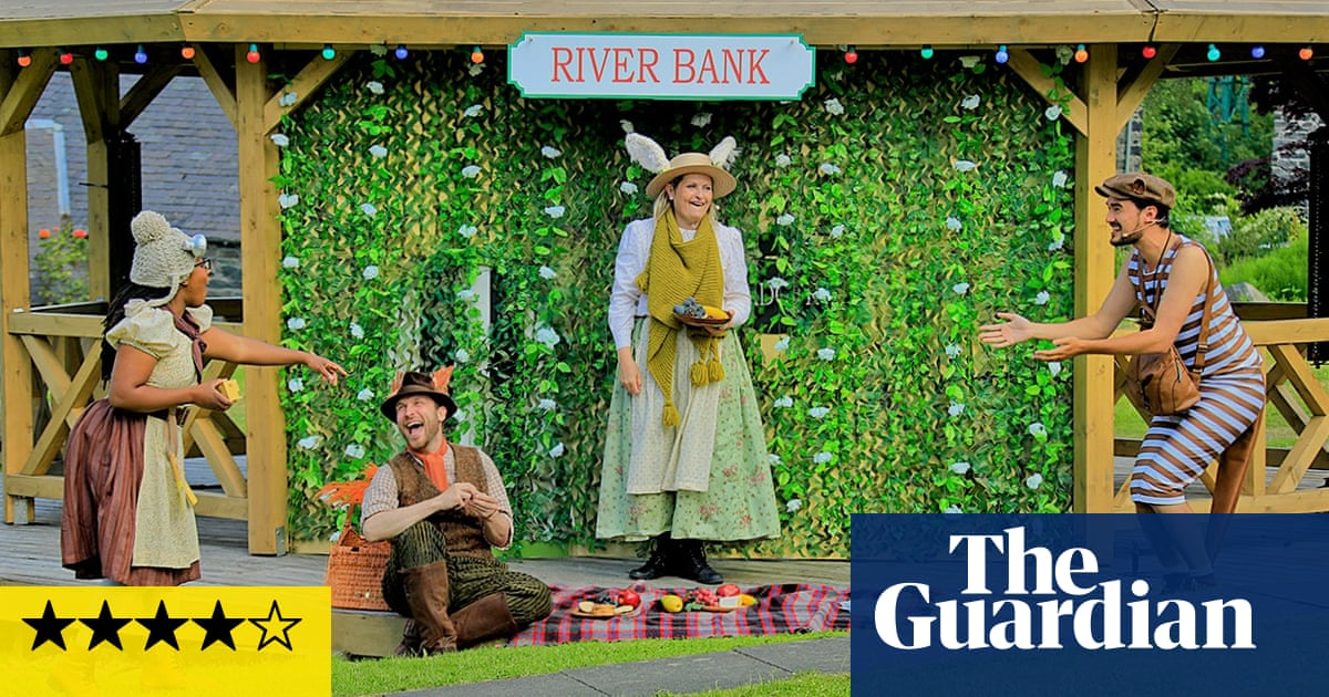 The Wind in the Willows review – Grahame classic restaged as fable for our times
