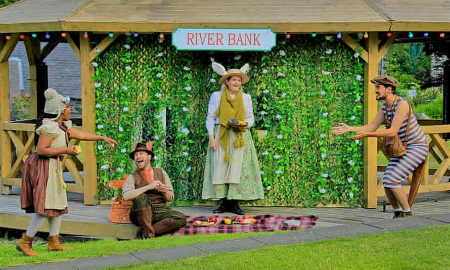 Pitlochry Festival theatre's production of The Wind in the Willows.