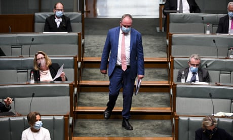Australia politics live news: government faces net zero 'plan' fallout; Covid vaccine booster shots approved; overseas travel for fully vaccinated