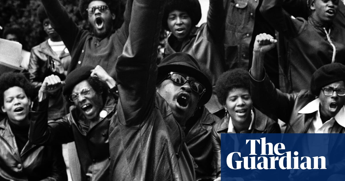 Power to the People – the Black Panthers by photographer Stephen Shames