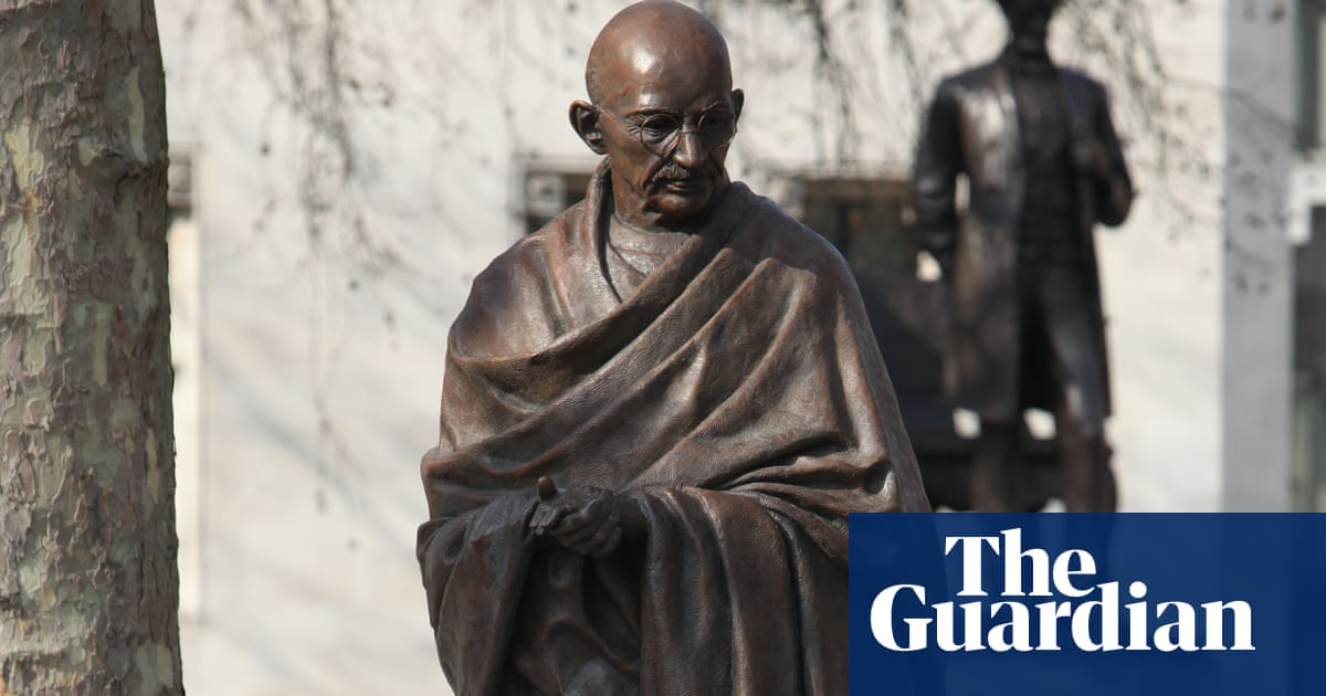 Manchester council urged to reject statue of 'anti-black racist' Gandhi