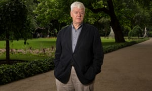 'You know whether you can accomplish a story in six pages or whether it will take 200': Bernard MacLaverty in London last month