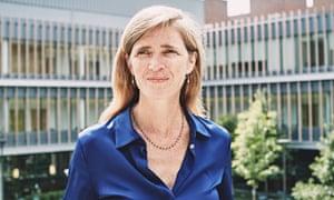 Former UN Ambassador Samantha Power