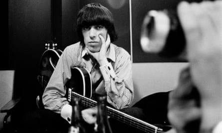 Bill Wyman in The Quiet One.