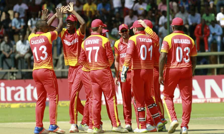 Zimbabwe have been suspended by the ICC over concerns that its board is not free from government interference.
