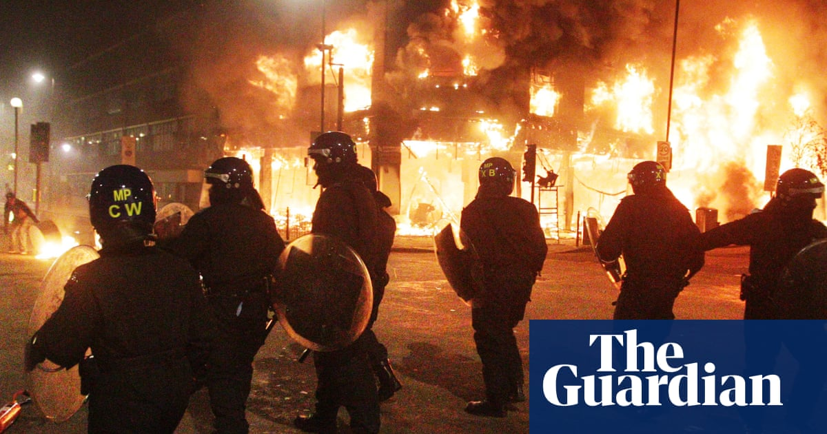 Racism, policing and austerity: have lessons been learned since England's 2011 riots?