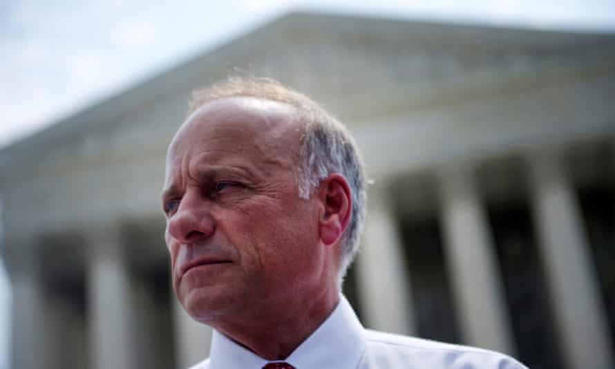Iowa representative Steve King was stripped of his committee assignments in Washington after his comments on white nationalism.