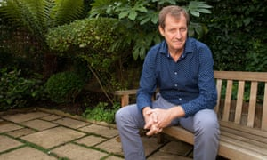 Alastair Campbell, former communications chief for Tony Blair.