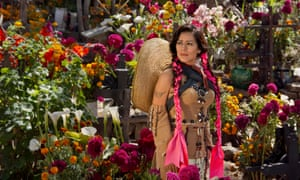 Remarkable … Lila Downs.