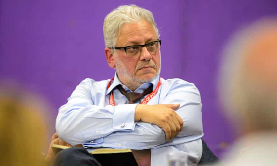 Jon Lansman, the founder of the leftwing Labour movement Momentum.