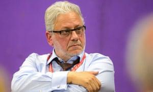 Jon Lansman, chair of Momentum.