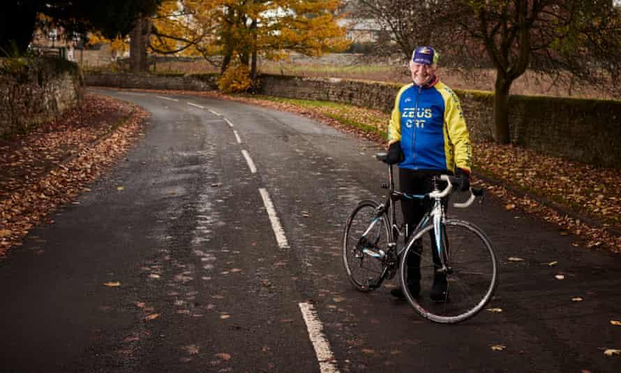 Ron Longstaff, Cyclist, 91, Hexham, Northumberland