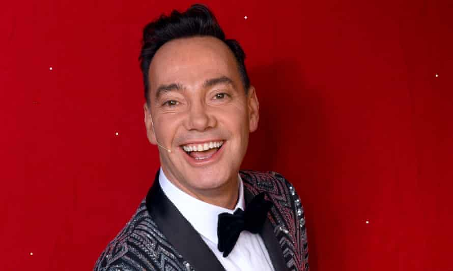 'The first panto I ever saw was one I was in' … Craig Revel Horwood.
