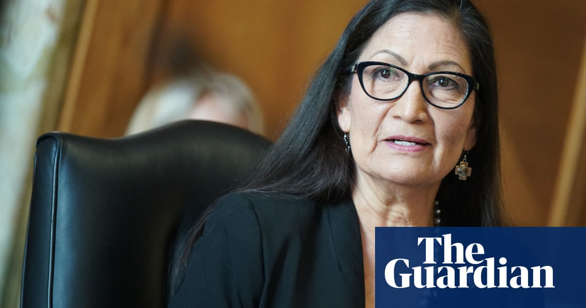 Republicans used oil industry-backed study to criticize Deb Haaland | US news thumbnail