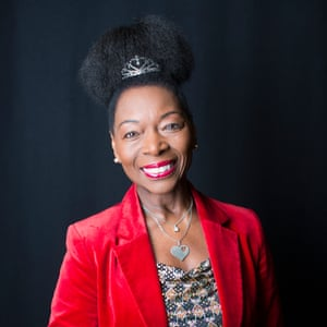 'Today's MPs are all my Play School babies' … Floella Benjamin.