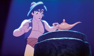 Aladdin gets a Guy Ritchie makeover