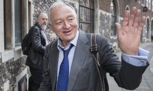 Ken Livingstone is awaiting the conclusions of an internal Labour disciplinary process.