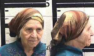 Relatives said Martha Al-Bishara does not speak English and was merely out cutting dandelions with a kitchen knife.