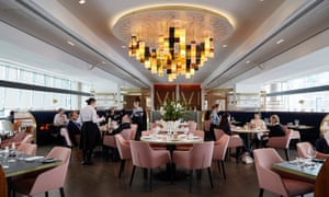 Vivi, Centre Point: 'feels a bit like a fictitious Swiss airport in a James Bond movie'.