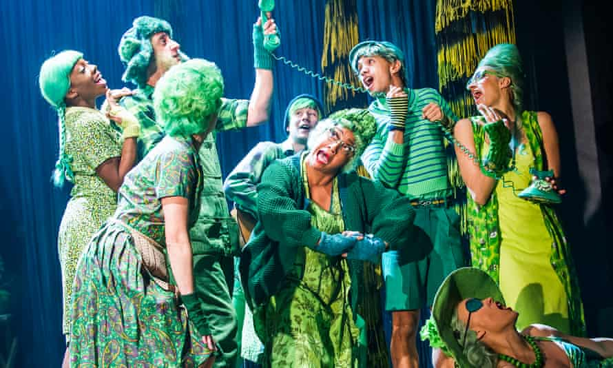 The Lorax by Dr Seuss at the Old Vic