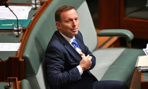 Former prime minister Tony Abbott said the policy should go 'back to the drawing board'.