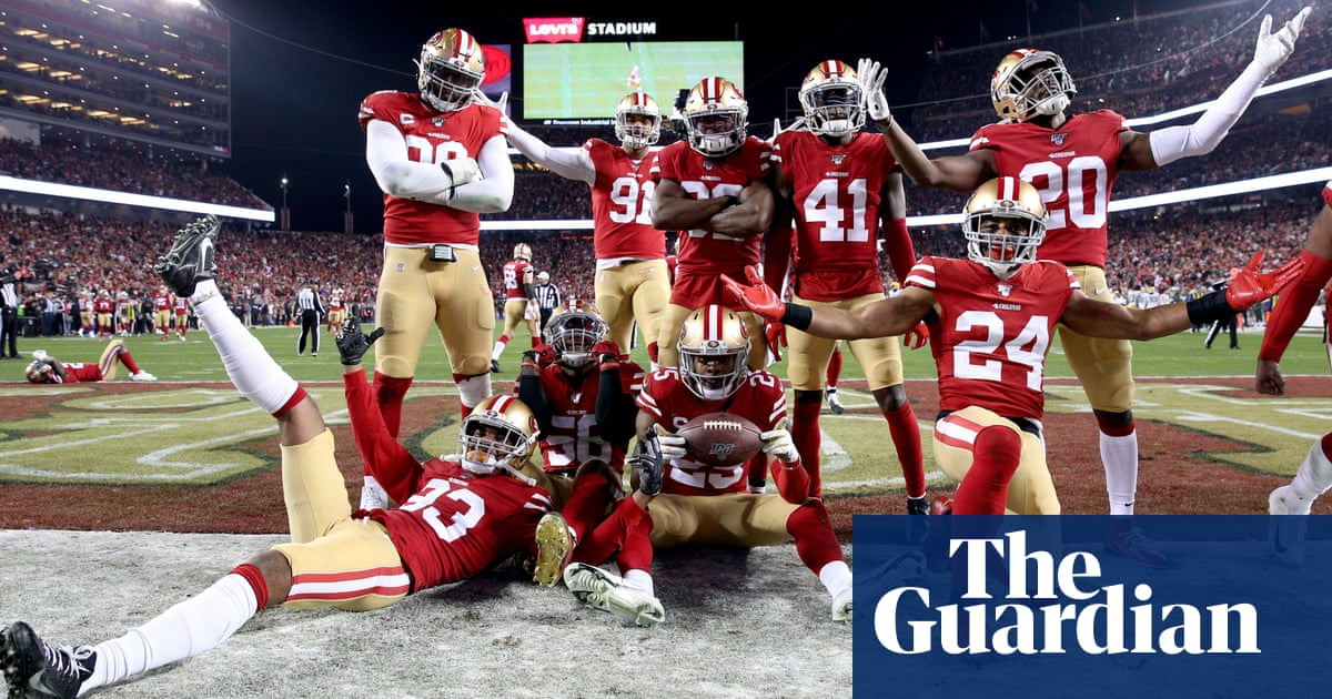 How the 49ers transformed from losers to a perfectly balanced Super Bowl contender
