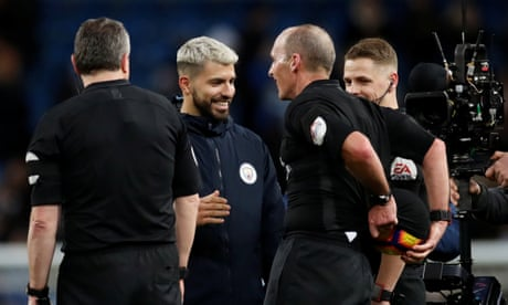 Why referee Mike Dean is football's king of the bants