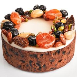 Waitrose Jewelled Fruit and Nut Cake