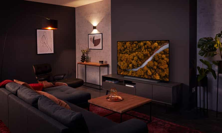 The LG CX OLED Television