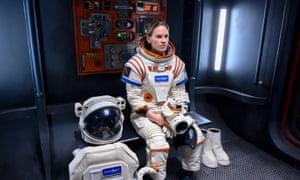 Hilary Swank as Emma Green in Away.