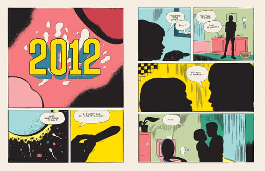 From Patience by Daniel Clowes.
