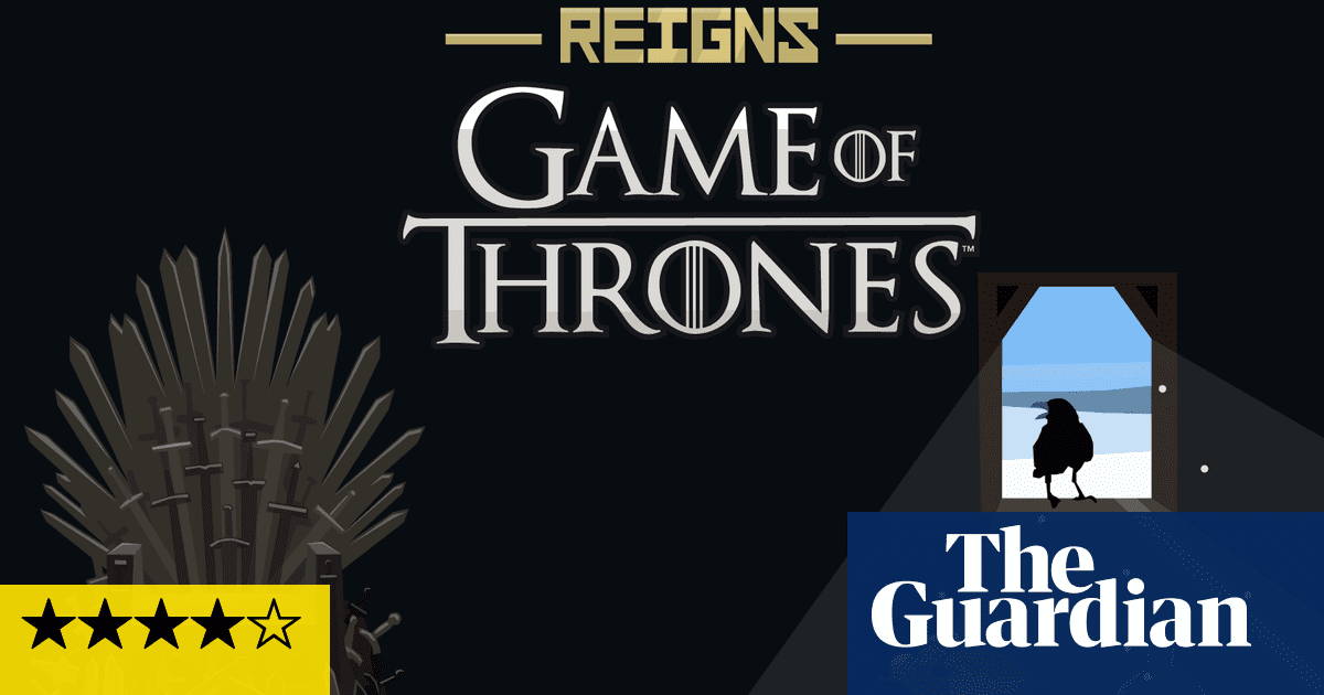 Reigns: Game of Thrones review – death, disaster and dark magic on your phone