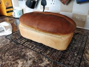 David's bloomer loaf
