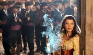 Fanny Ardant as Maria Callas.