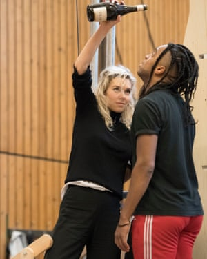 Vanessa Kirby stars as Julie in Stenham's new play for the National