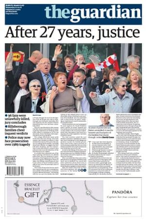 The Guardian - 27 April 2016