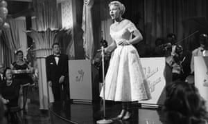 Impossibly glamorous … Norma Deloris Egstrom, better known as Peggy Lee.